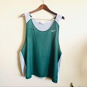 Nike II NWT Men's Sleeveless Jersey Shirt Top